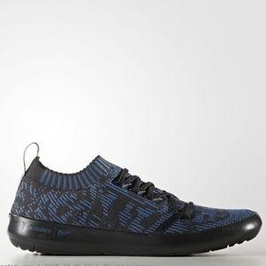 adidas TERREX Parley DLX Boat Men's Shoes 10.5